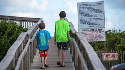 Ocean Isle Beach July 2013