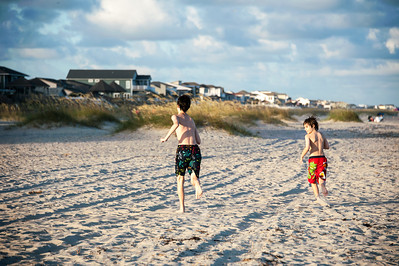 July 6, 2013. Visiting Ocean Isle Beach. Copyright © 2013 Jamie Kellner. All rights reserved.