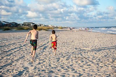 July 6, 2013. Visiting Ocean Isle Beach. Copyright © 2013 Jamie Kellner. All rights reserved.
