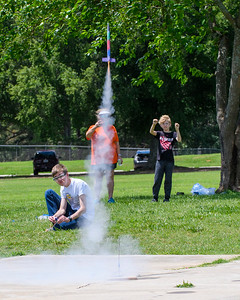 June 21, 2019. SMILE Camp Rocketry, Dix Park, NC. Copyright © 2019 Jamie Kellner. All Rights Reserved.