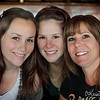 Special girls in my life..  Baylee, Brittnie, and Patti..   We were at lunch and the beautiful light was coming through large windows in the restaurant..  Unfortunately it wasn't bright enough to stop down my aperature, so the DOF is much thinner than I would have perferred to get the exposure.. . oh well..  sacrifice to the gods of light I guess...  haha..