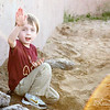 Sweet Joshie....  I used to care for him in my daycare...  Saw him at camping and my camera couldn't resist taking some shots of him playing.. OH how I missed his smile... :)