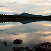 Reflections on the water @ Dogtown Lake, Williams, AZ