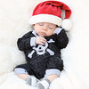 Sweet Santa baby...  lol..   (too cute!)