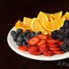 Antioxidants for dinner!