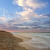 Such an amazing sunset...  Cinnamon Beach @ Palm Coast, FL   Sunset.. :)