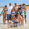 Half of our Florida family.....   all of the girls were off doing other things, total unplanned shot.. I was shooting different stuff, they were standing around talking, so I pushed them together and grabbed a quick snapshot.  Love that these are always my favorites! I wish everyone was there.  darn it...