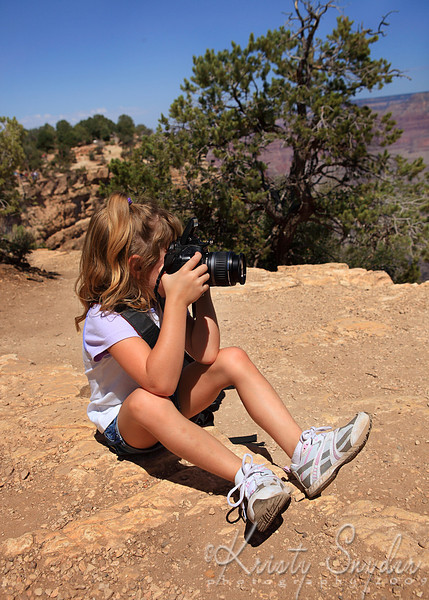 Nature Photographer in Training....