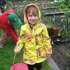 Rainy day egg hung