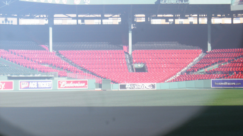 right field from left field