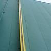 left field foul pole