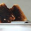 Remind me not to make toast for you...  it's a recurring problem for me.