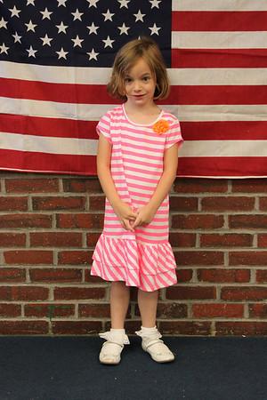 Katie's Tiny Tots Graduation