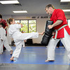 Alyssa Karate, Yellow Belt Test