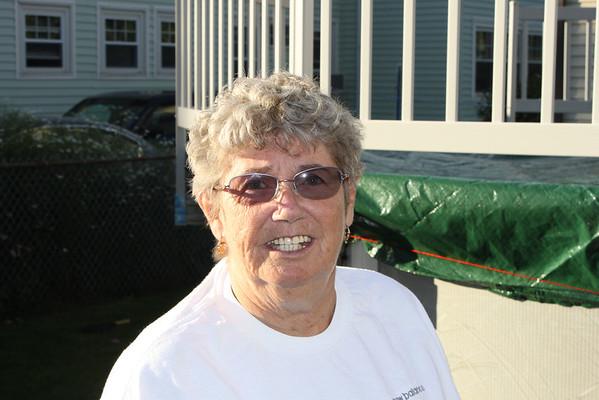 Mom's Birthday, 2011