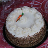 Carrot cake, my favorite!