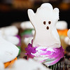 Little ghost cupcakes...