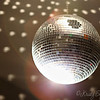 Disco ball fun..