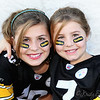 My girlies heading to the Cardinals/Steelers game