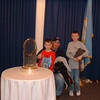 Me and the boys... oh yeah, and the 2004 World Series Trophy