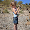 Little Photographer girl...