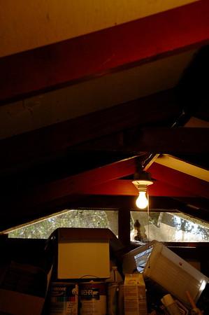 Second light in workshop