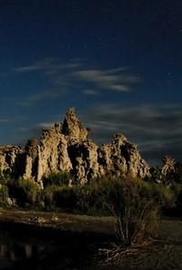 Accent - August - Moonlit Tufa Mono Lake