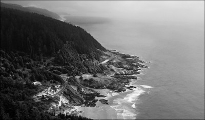 September Accent - Cape Perpetua Oregon Coast