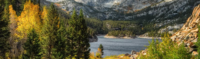 October Accent - South Lake Inyo National Forest