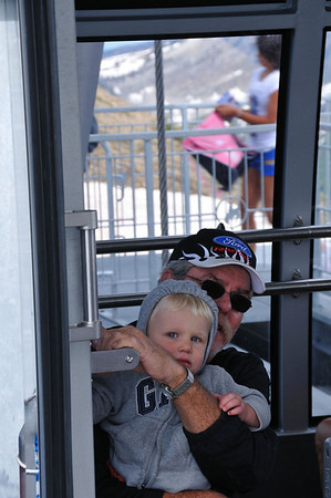 Brandon and Grandpa