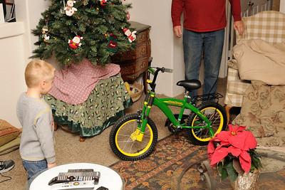 New bike from Grandpa