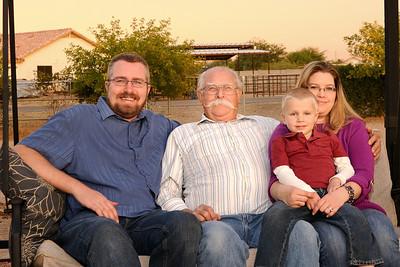 Alison's Family