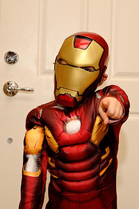 I'm in trouble with Ironman