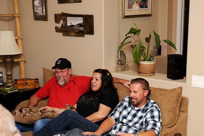 Rob, Cheryl, Robbie