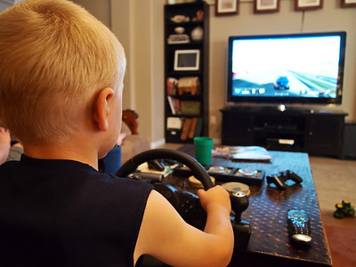 Learning to play Gran Turismo