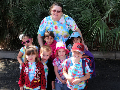 School trip to the zoo