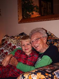 Grandma & Brandon
