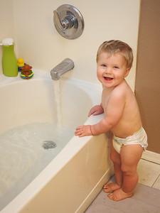 Ready for Bathtime
