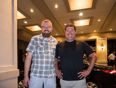 Brian & Kirk