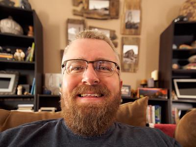 Wide Angle selfie