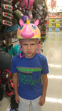Pretty Helmet