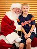 Brandon and Santa