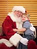 Matthew & Santa