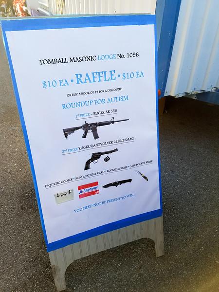 Truly Texas - Raffle for a Rifle