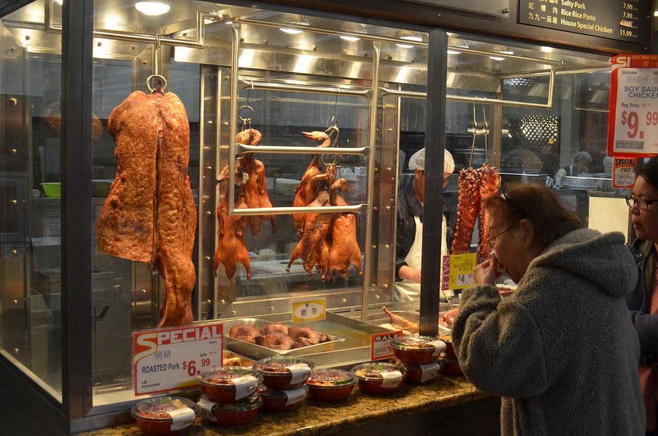 """99 Ranch Market"" - unbelievable Chinese Supermarket"