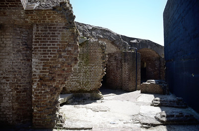 Fort Sumter, Charleston Harbor, Charleston, SC