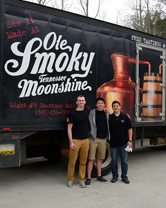 A Visit at Ole Smoky Moonshine with Jamie!
