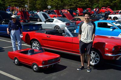 4th Annual Car Show at Stephen's Church