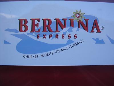 Bernina Express Feb 2008