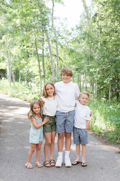 Aspen Family Session-8